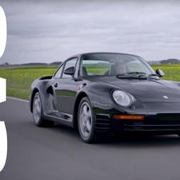 Porsche 959 driven | evo ICONS