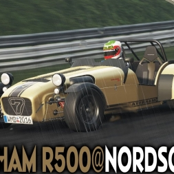 Project Cars - Caterham r500 @ Nordschleife