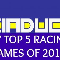 My Top 5 Racing Titles of 2015