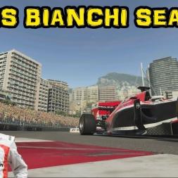 F1 2015 Jules Bianchi Season - Race 6 - Monaco