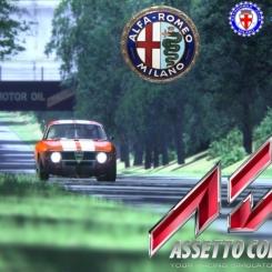 Assetto Corsa :: Alfa Romeo GTA @ Monza 1966