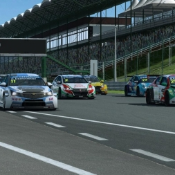 Raceroom WTCC 2015 - Hungaroring Race 2 - RaceDepartment.com
