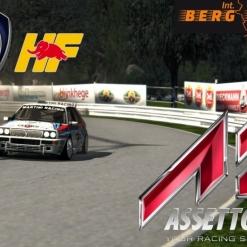 Assetto Corsa :: Lancia Delta Integrale HC @ Bergrennen Osnabrück :: Hill Climb Monster