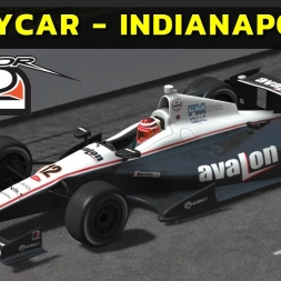 rFactor 2 - Indycar at Indianapolis
