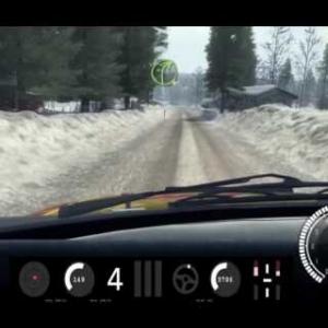 Dirt Rally Peugeot 205T16 Suède Lysvik  6:00:818 (28ème temps)
