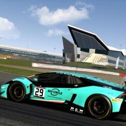 Assetto Corsa | Lamborghini Huracán GT3 @ Silverstone GP