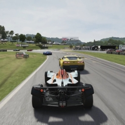 Forza Motorsport 6: Rally Cross at Lime Rock