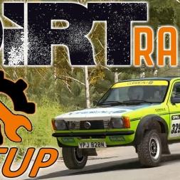 DiRT Rally w/ Controller - Opel - Finland - Mods - Setup Sunday 1440p