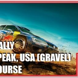 DiRT Rally | Pikes Peak, Gravel (FC) #1 | Peugeot 405 T16