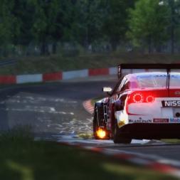 GT-R GT3@Nordschleife 24 Hours
