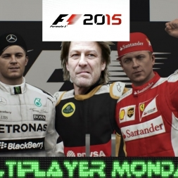 Multiplayer Mondays F1 2015 - Sean Bean Orgasming