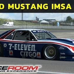 Raceroom Racing Experience - Ford Mustang IMSA GTO at Zandvoort