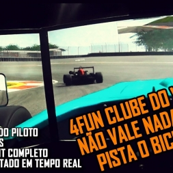 Online race - Formula 3 @ Velopark (by Clube do Volante)