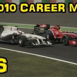 F1 2010 Career - Race 16 - Japan - I'm Annoyed, I Really Am Annoyed