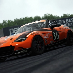 Assetto Corsa 1.6 - Mazda MX-5 CUP @ Brands Hatch Indy