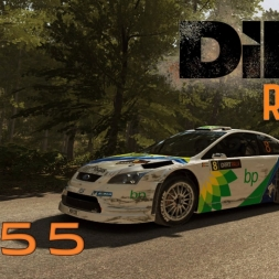 DiRT Rally Gameplay: Recovery Drive - Episode 55