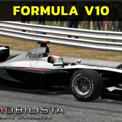 Automobilista - Formula V10 at Johannesburg