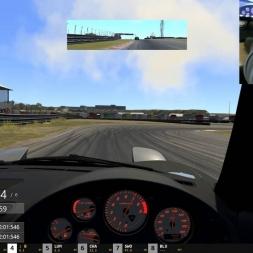 Assetto Corsa Zandvoort Mazda RX7 Spirit R Online (wheelcam)