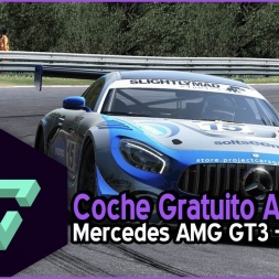 PROJECT CARS | COCHE GRATUITO | MERCEDES BENZ AMG GT3 | SPA-FRANCORCHAMPS | GAMEPLAY ESPAÑOL HD.