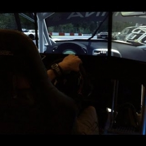 R3E- ADAC GT Masters- Corvette Z06.R GT3-@ Zolder