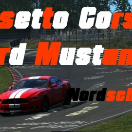 Assetto Corsa // Ford Mustang // Nordschleife // #Zorayanus#