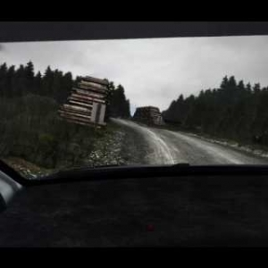 Dirt Rally w Controller - Polo R WRC @ Rally Wales