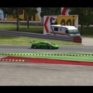 AMS Lamborghini Huracan GT3