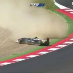 Huge Formula 3 Crash at Spielberg Race 1