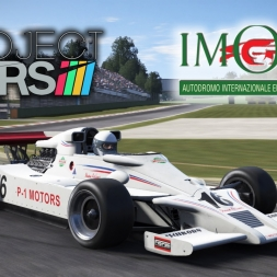 Project CARS | Lotus 78 Cosworth @ Imola