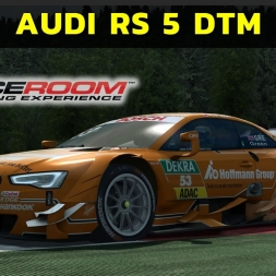 Raceroom Racing Experience - Audi RS 5 DTM at Spielberg (Portuguese-BR)