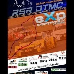 RSR - DTMC 2016 | Lauf 3&4 - Imola [Assetto Corsa Livestream] [720p 60fps]