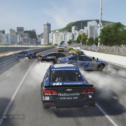 Forza Motorsport 6: Short Clip #7 NASCAR Annihilation