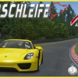 """★Nordschleife - Assetto Corsa - Porsche 918 Spyder """"Episode2"""""""