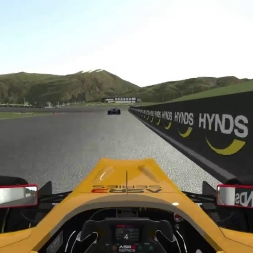 rFactor 2 - ASR 3 @ Highlands MSP - AI Race (10 Laps)