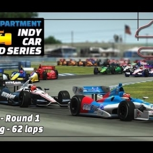RD IndyCar World Series | Round 1  Sebring