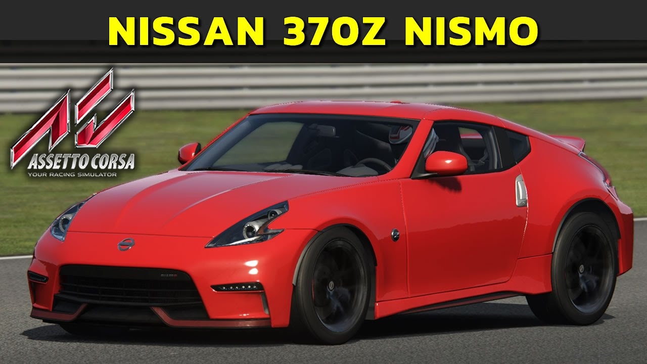 Assetto Corsa - Japanese Pack - Nissan 370Z Nismo (Portuguese-BR)