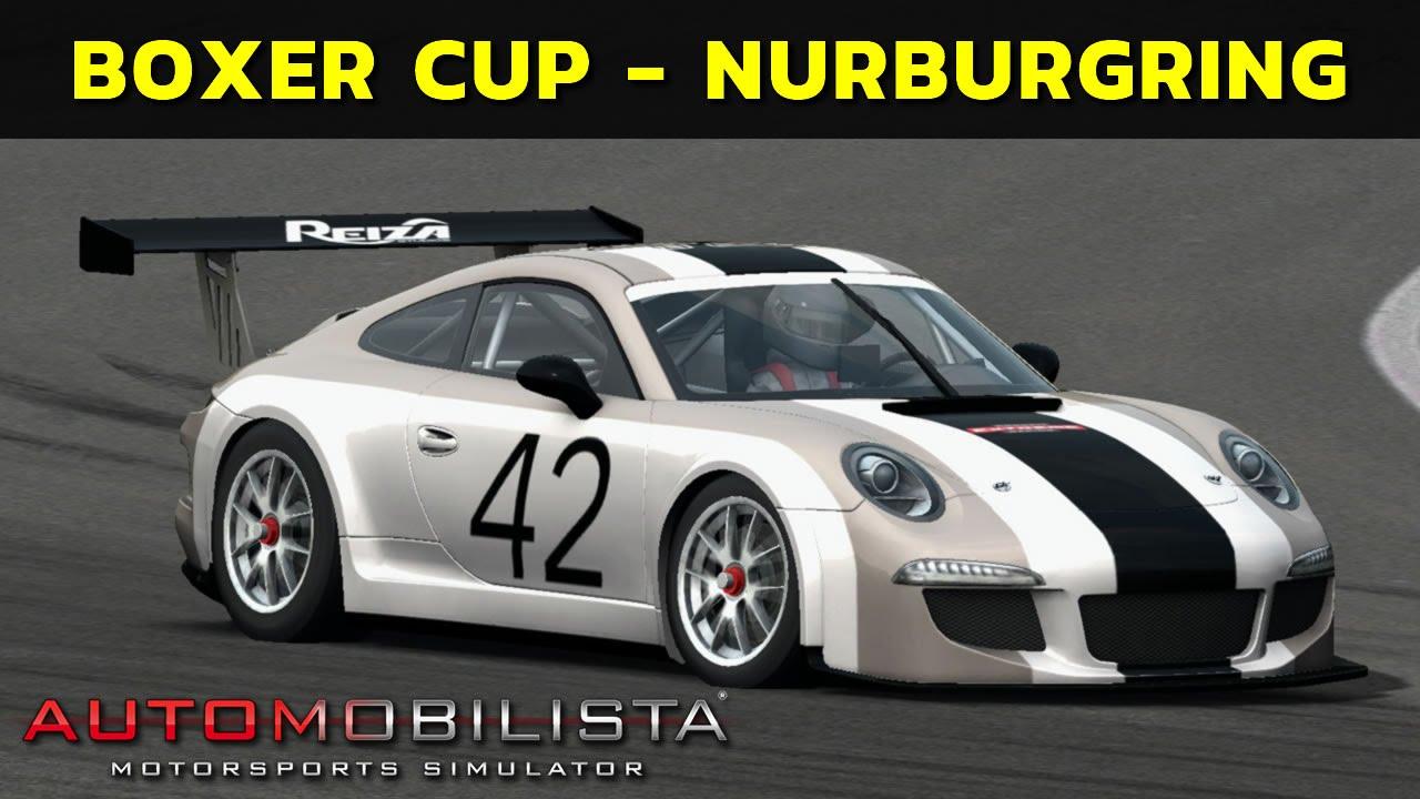 Automobilista - Boxer Cup - Nurburgring (Portuguese-BR)