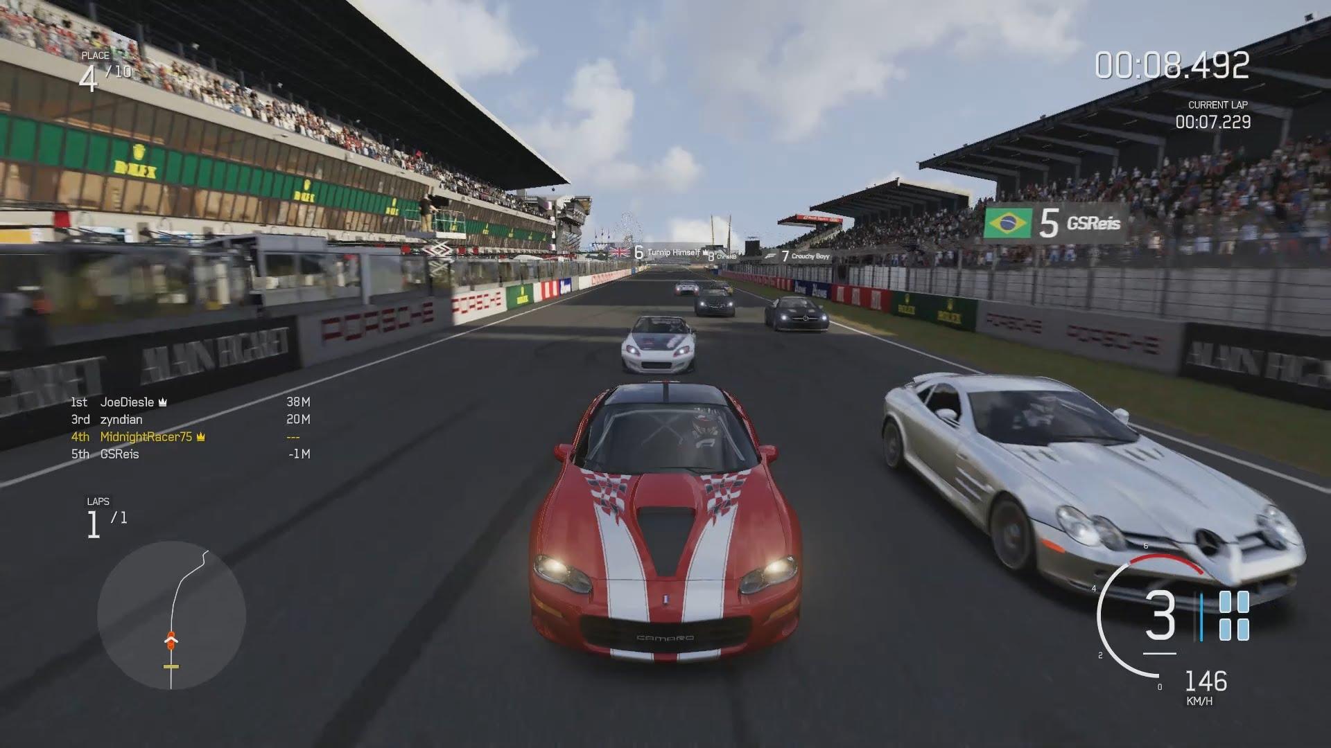 Forza Motorsport 6: The Return of Lemans Full