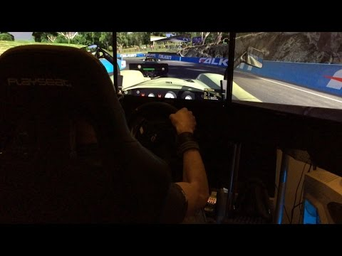 iRacing -Spec Racer Ford-@ Mount Panorama
