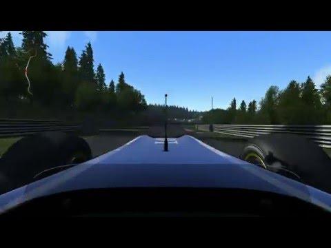 Assetto Corsa | Lotus Exos 125 - Nordschleife