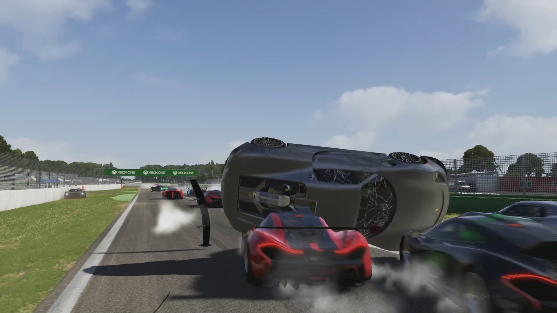 Forza Motorsport 6 New achievement unlocked: Race over in 15 seconds