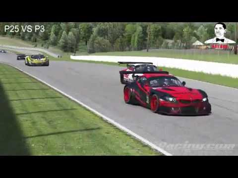 IRACING:Blue flag?Yes yes......