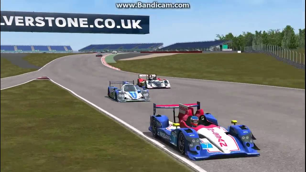 EEC Online Le Mans Series - R3 - My Race @ Silverstone