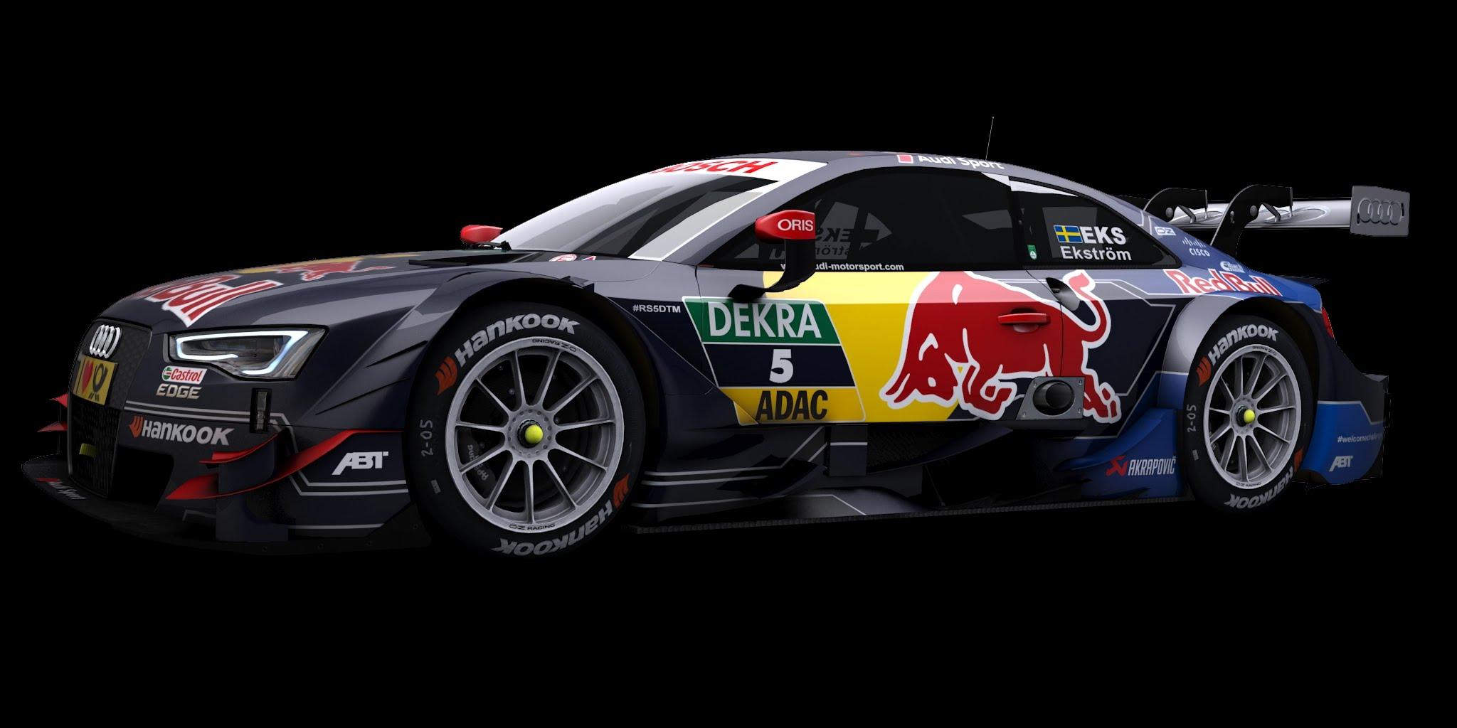 RaceRoom Racing Experience Audi RS 5 DTM 2015 Hockenheim 1:33:214