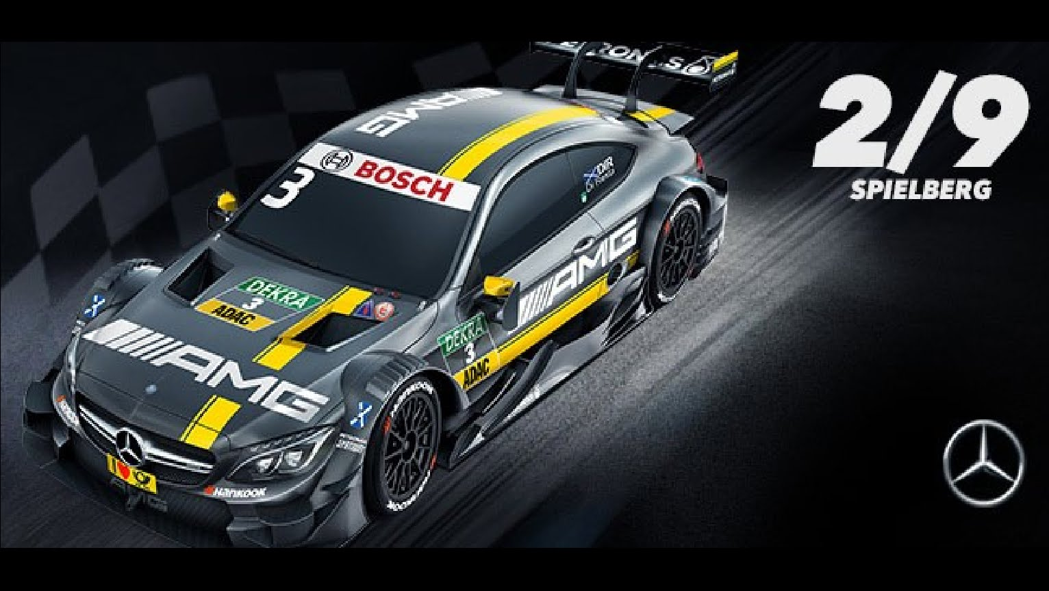 RaceRoom Racing Experience Mercedes AMG DTM Red Bull Ring 1:26:375