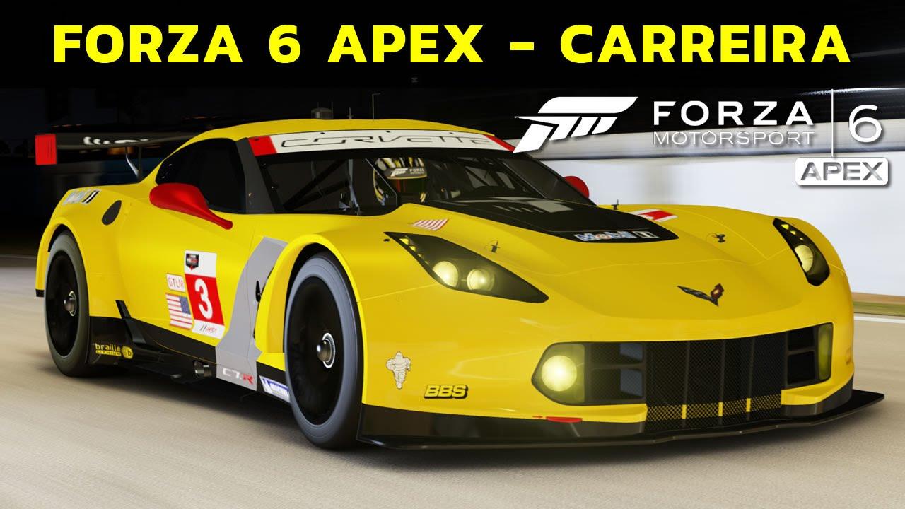 Forza 6 Apex - Corvette C7.R at Sebring