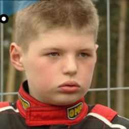 Max Verstappen back in 2009