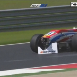 All crashes and fails of Formula 3 European Championship Spielberg 2016