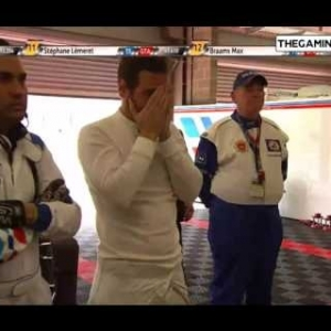 All crashes and fails of International GT Open Spa 2016