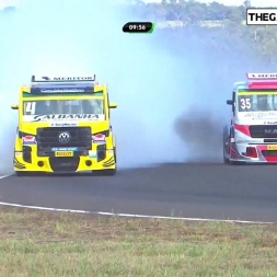 All crashes and fails of Formula Truck Campo Grande 2016